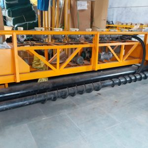 Vibrating Paver Machine